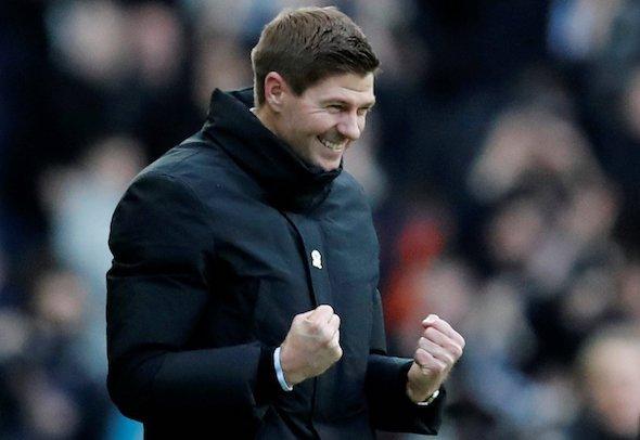 Rangers agree scholarship with Balde