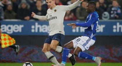 Everton keen on Meunier