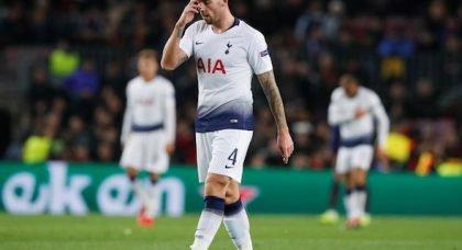 Spurs fans will love Alderweireld update
