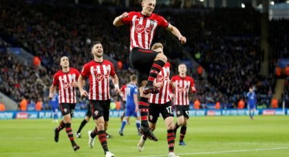 Southampton: Some Saints fans want Ward-Prowse in the England squad