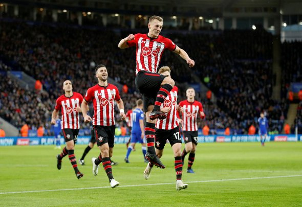 Southampton: These fans were amazed by James Ward-Prowse's magic goal