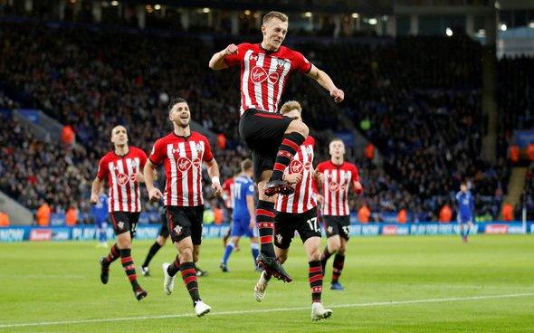 Image for Southampton: Some Saints fans have captaincy debate