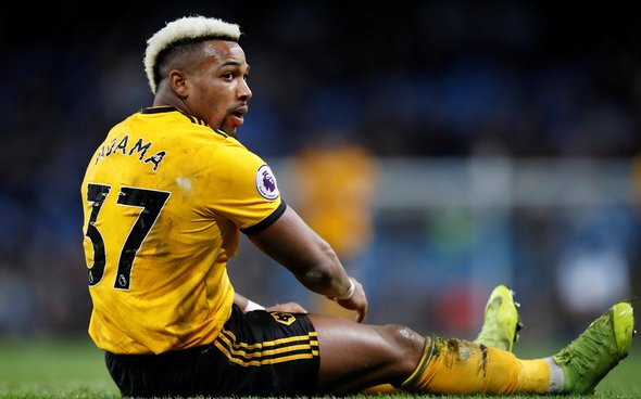 Image for Wolves: Liam Keen discusses the latest in Adama Traore's contract negotiations