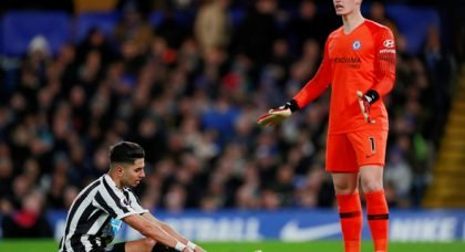 Newcastle fans savage Perez v West Ham