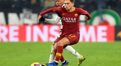 Tottenham eye up Roma attacker Under