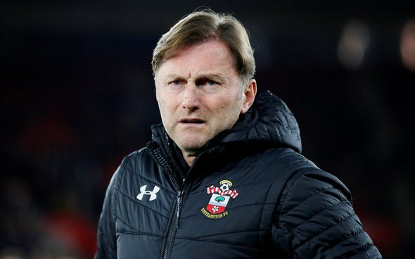 Image for Southampton: Dan Sheldon claims Ralph Hasenhuttl may want new central midfielder