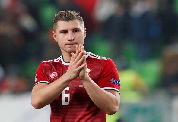 Southampton plot swoop for RB Leipzig captain Orban