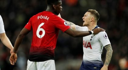 Di Marzio: Manchester United chasing Trippier swoop from Spurs