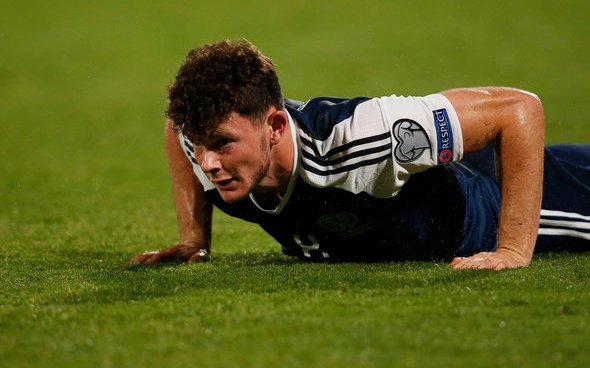 Image for Sheffield United: Fans react as Oli Burke linked with Middlesbrough and Blackburn Rovers