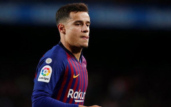Image for Liverpool: Podcaster reacts to Coutinho rumour