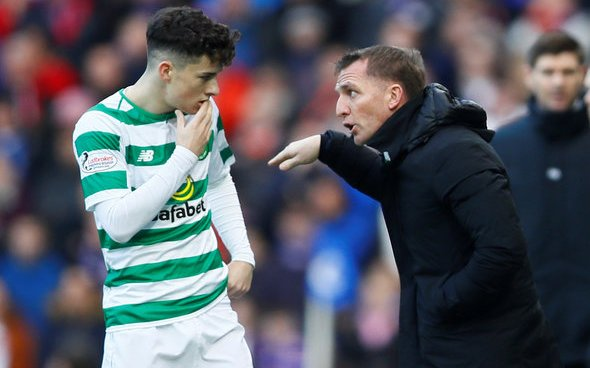 Image for Celtic: Darren Jackson makes claim on Mikey Johnston
