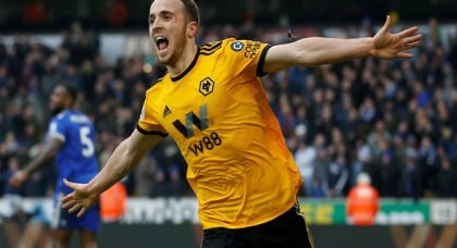 Wolves fans react to Jota display v Pyunik