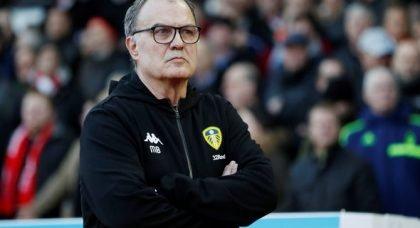 Bielsa confirms Leeds starting line-up v Wigan