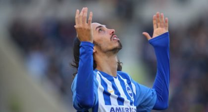 Celtic must sign wantaway Brighton right-back Schelotto