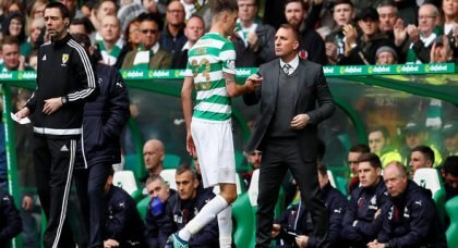 Celtic fans were gutted over not seeing Bayo