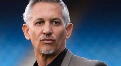 Gary Lineker makes Europa League remark following Spurs loss v B'mouth