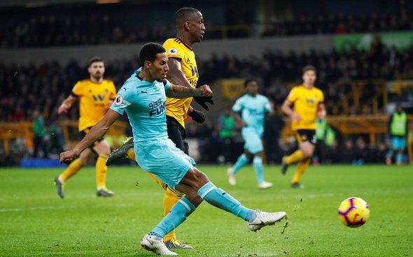 Image for Newcastle United: Liam Kennedy discusses Isaac Hayden's future