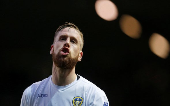 Image for Leeds fans slaughter Jansson first half v Norwich
