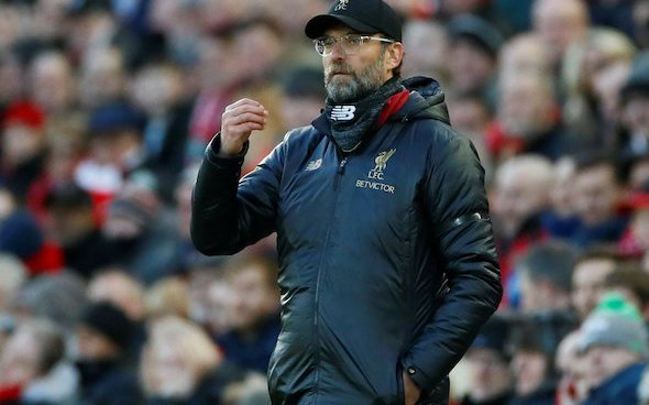 Image for Liverpool: Jemaine Jenas believes Jurgen Klopp has to shoulder the blame for their recent slump
