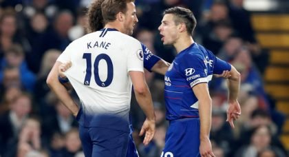 Clattenburg: Kane could be punished for Chelsea headbutt