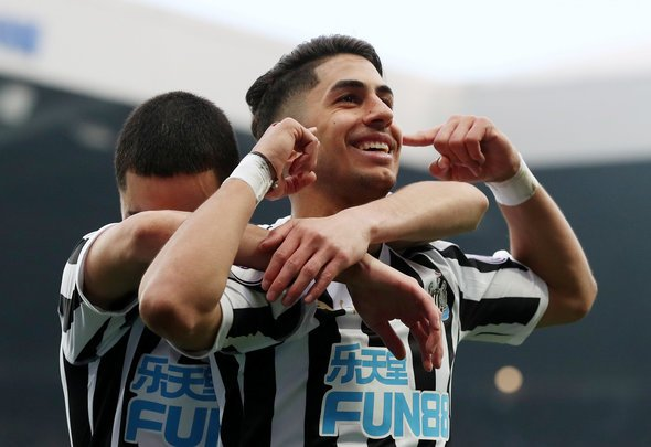 Luis Garcia heralds Ayoze Perez impact at Newcastle