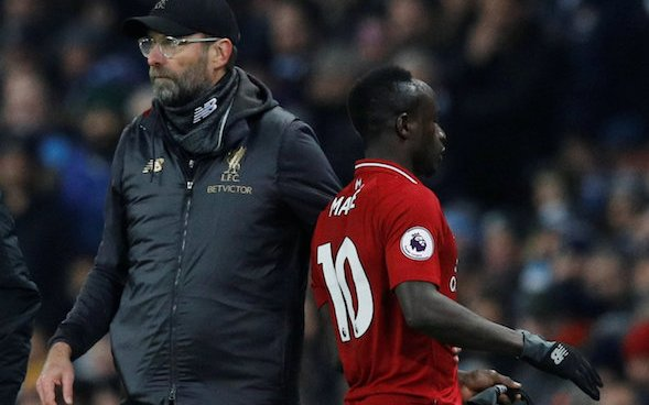 Image for Liverpool: These fans react to latest Sadio Mane transfer news