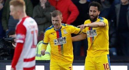 Tottenham fans go wild over Townsend reunion pic
