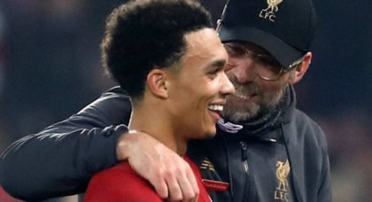 Liverpool: Fans drool over Trent Alexander-Arnold footage