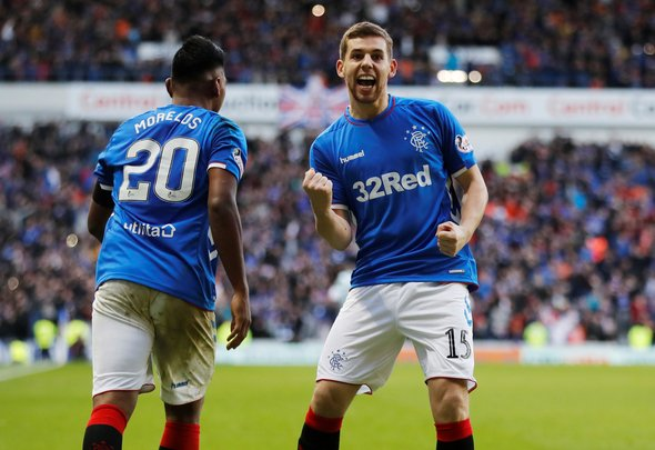 Hartson has verdict on decision regarding Ibrox ace Morelos