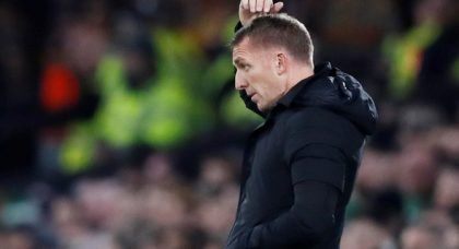 Brendan Rodgers believes fans got carried away with Mourinho to Celtic talk