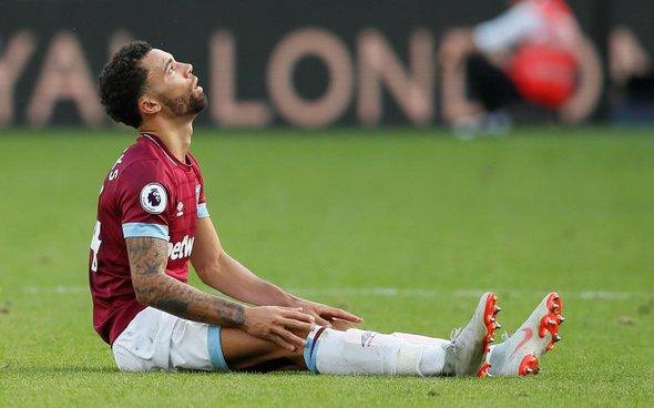 Image for West Ham United: Ex discusses Ryan Fredericks injury issue