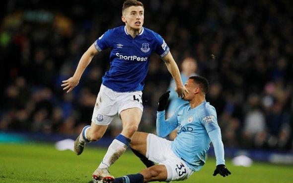 Image for Everton: Fans discuss Jonjoe Kenny following journalist's post