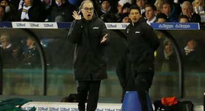 Leeds fans will be worried after Rosenior remarks
