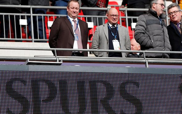 Image for Newcastle United: Chris Waugh offers fresh takeover update