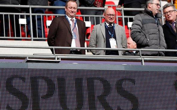 Image for Newcastle United: Many fans fume over Luke Edwards' claim