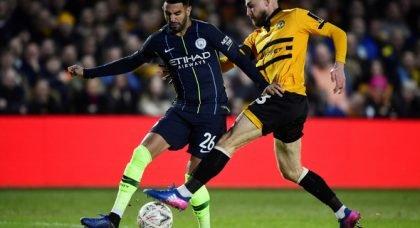 Many Man City fans rip Mahrez apart