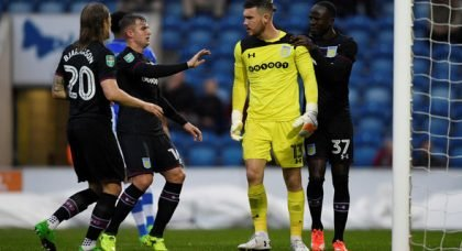 Steer penned new Aston Villa contract back in January