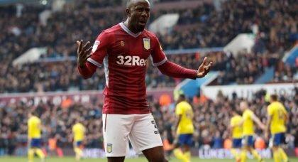 Aston Villa fans left unimpressed with Adomah v Norwich