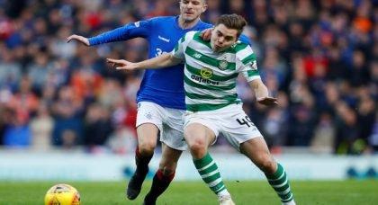 Celtic fans praise Forrest