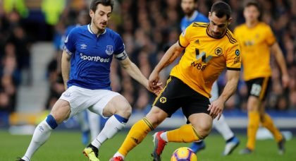 Everton must offload Baines after Wolves display