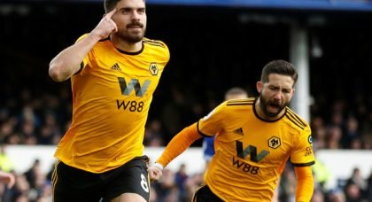 Wolves: Supporters wax lyrical over Ruben Neves
