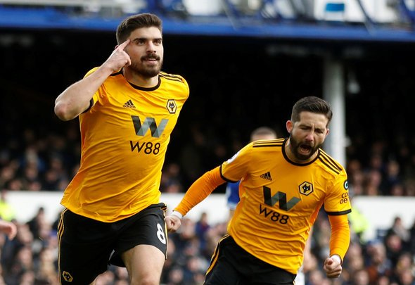 Many Wolves fans will drool as Nicholas makes Neves claim