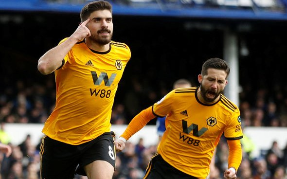 Image for Wolverhampton Wanderers: Duncan Castles provides update on Ruben Neves' future