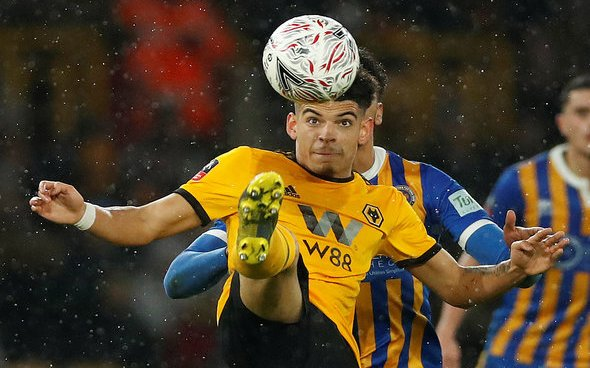 Image for Wolves: Fans react to Tim Spiers' Morgan Gibbs-White update