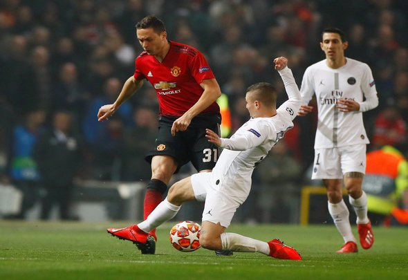Matic future in doubt if Man United sign Rice
