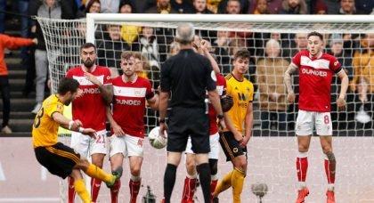 Steve Bull praises two Wolves standouts v Bristol City