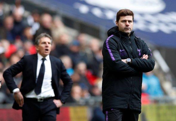 Tottenham best XI v Borussia Dortmund