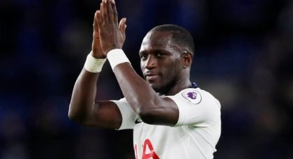 Redknapp singled Sissoko out for criticism
