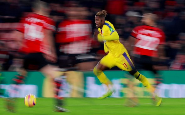 Image for Spurs keen on £80m Zaha