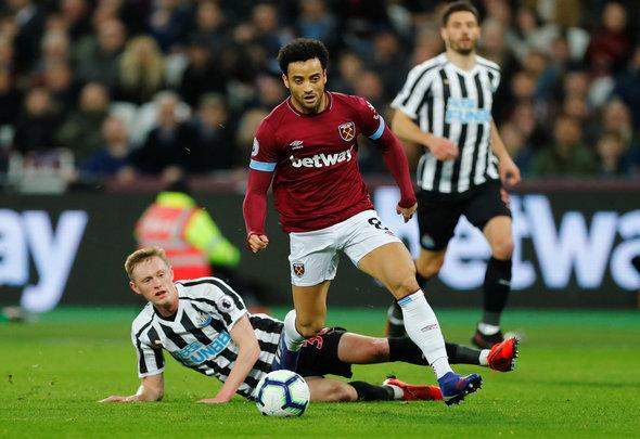 Image for West Ham United: Pundit discusses Felipe Anderson exit